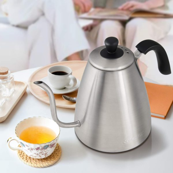 Stainless Steel Electric Tea Kettle