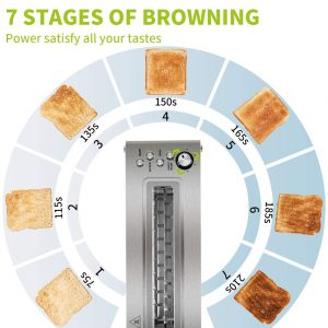 7 stage of browning