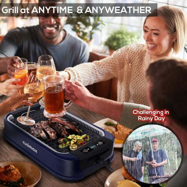 Portable Korean BBQ Grill