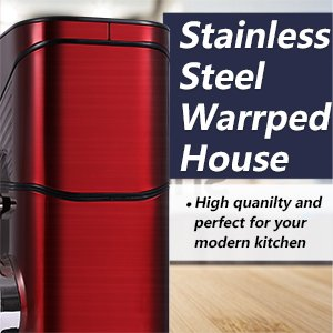stainless steel warrped house